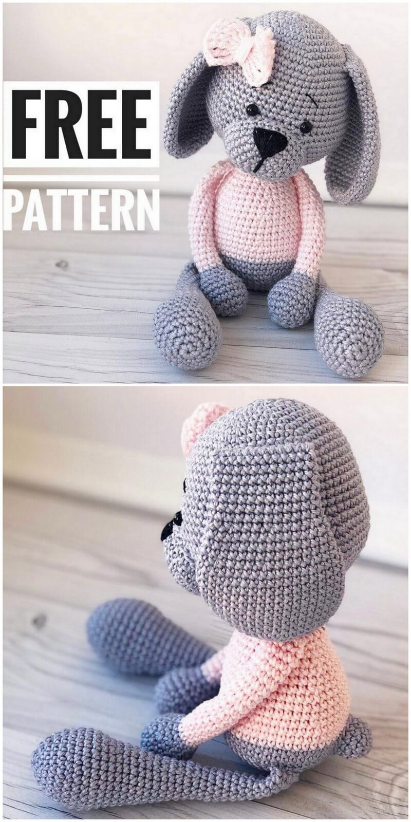 Crochet Amigurumi Pattern (21)