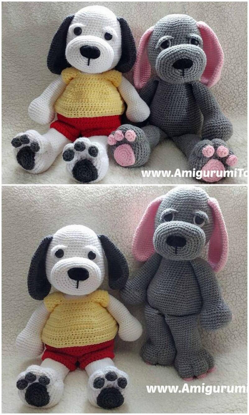 Crochet Amigurumi Pattern (23)