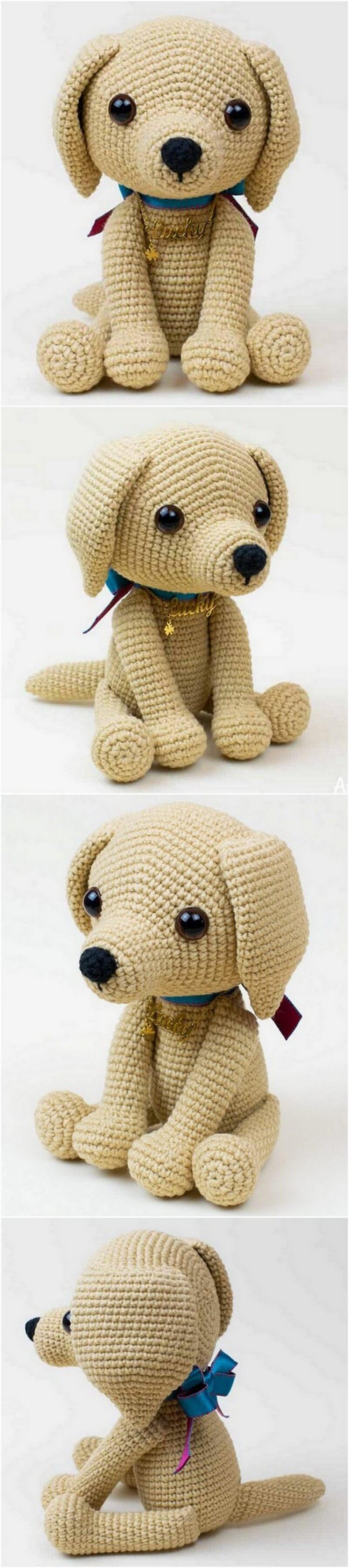 Crochet Amigurumi Pattern (25)