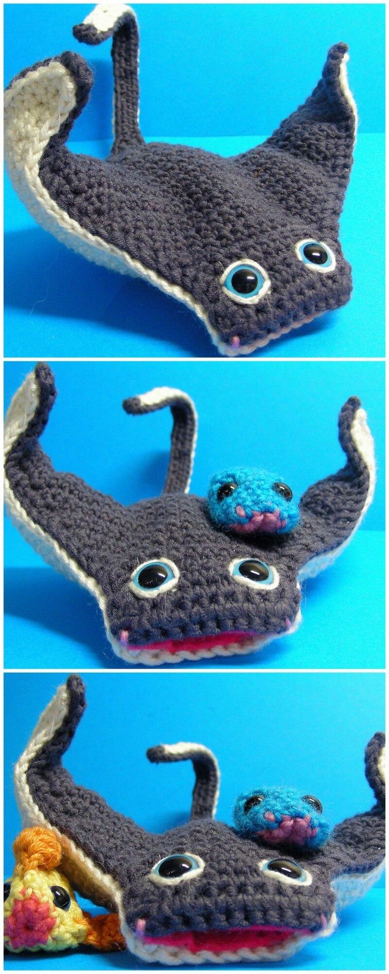 Crochet Amigurumi Pattern (4)