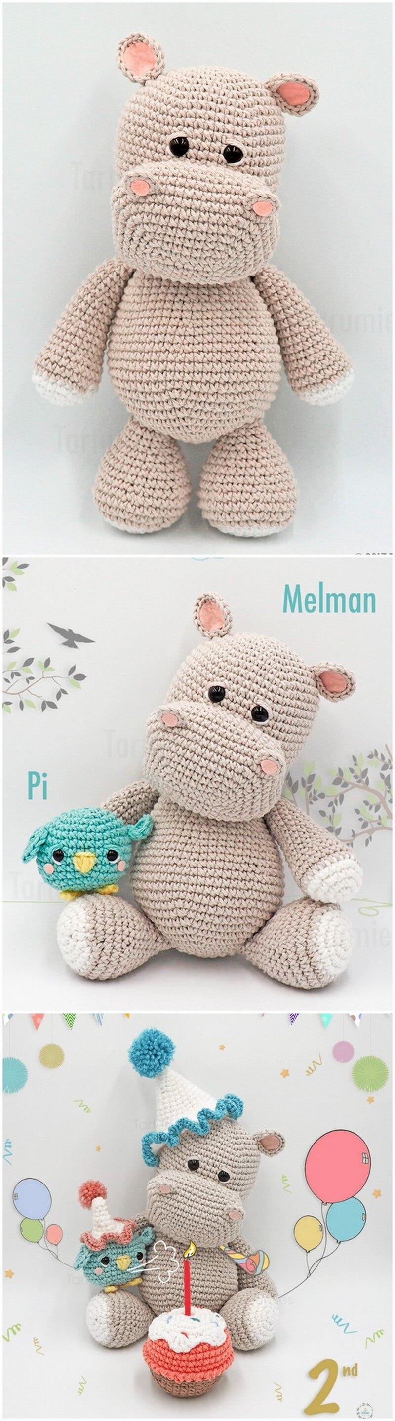 Crochet Amigurumi Pattern (8)