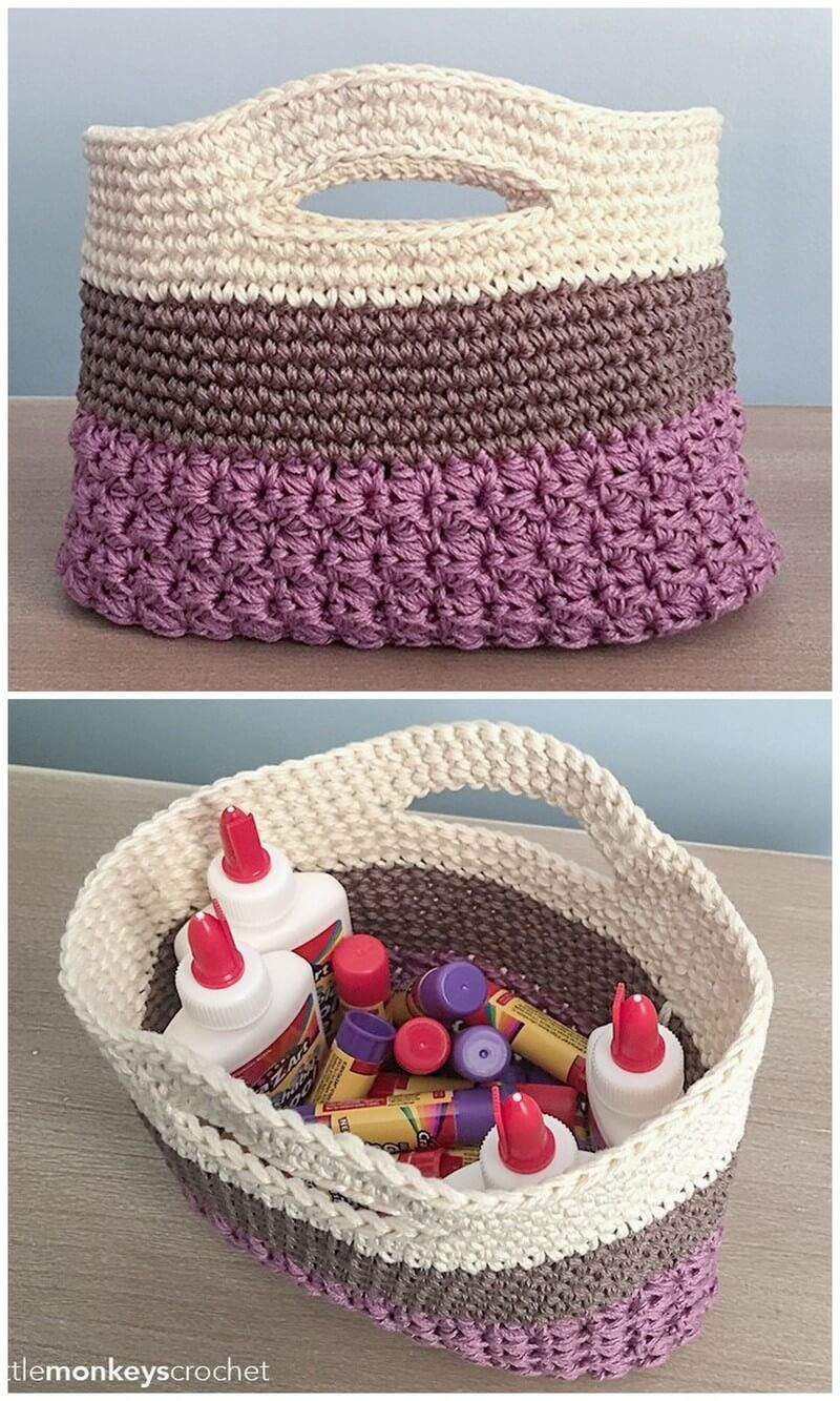 Crochet Bag Pattern (1)