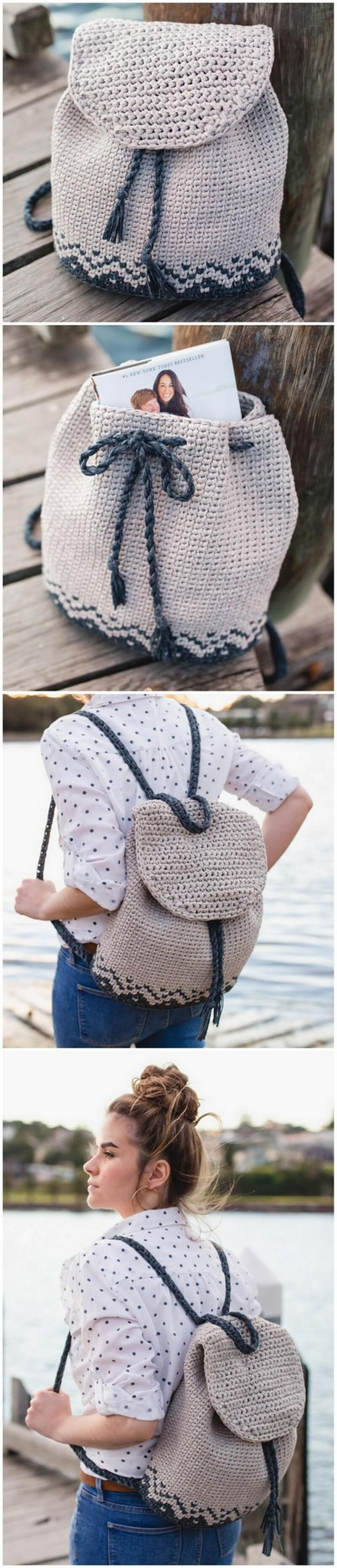 Crochet Bag Pattern (14)
