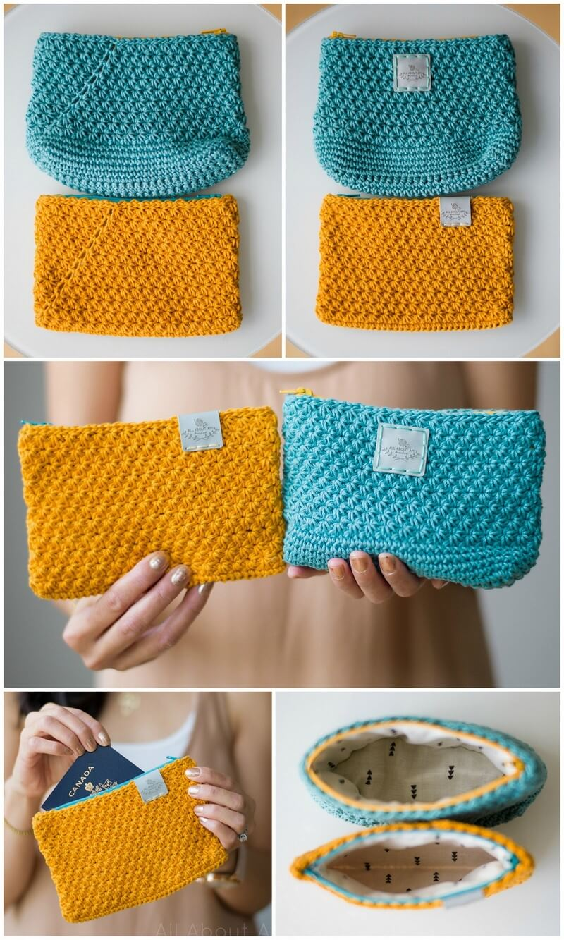 Crochet Bag Pattern (2)