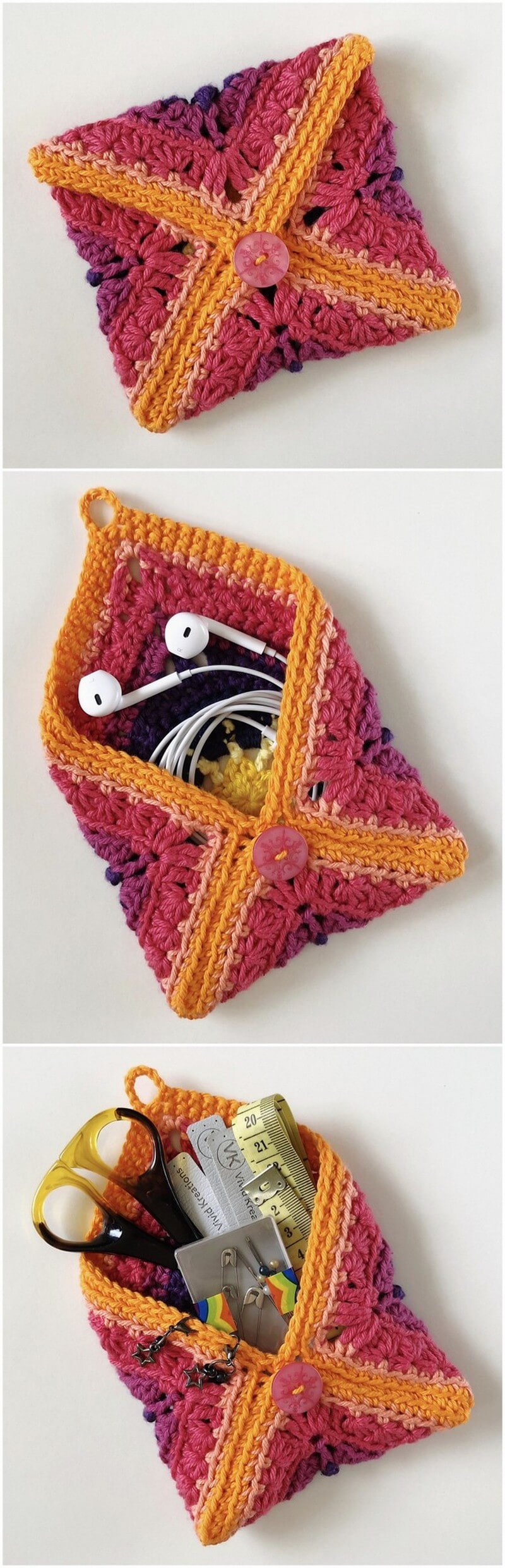 Crochet Bag Pattern (22)