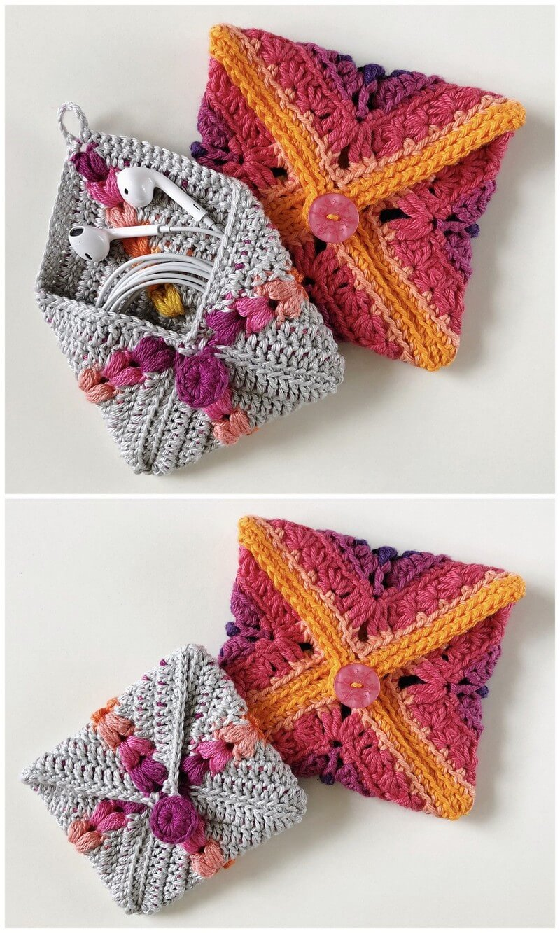 Crochet Bag Pattern (23)