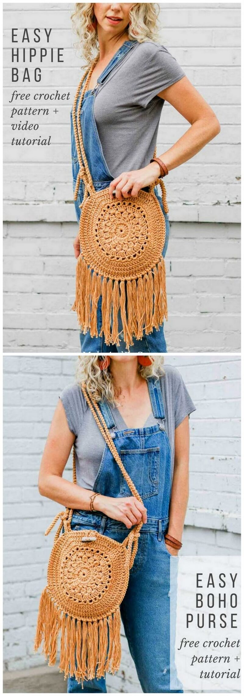Crochet Bag Pattern (24)