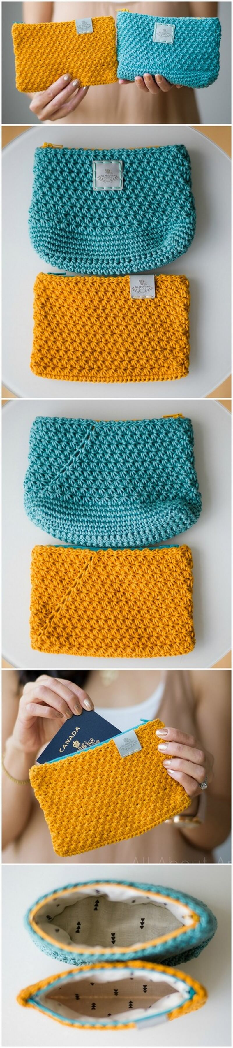 Crochet Bag Pattern (3)