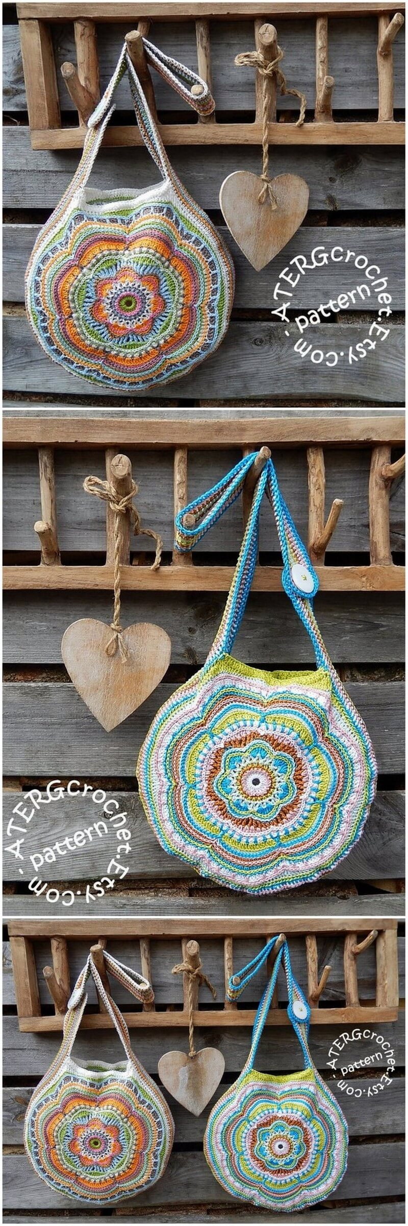 Crochet Bag Pattern (37)
