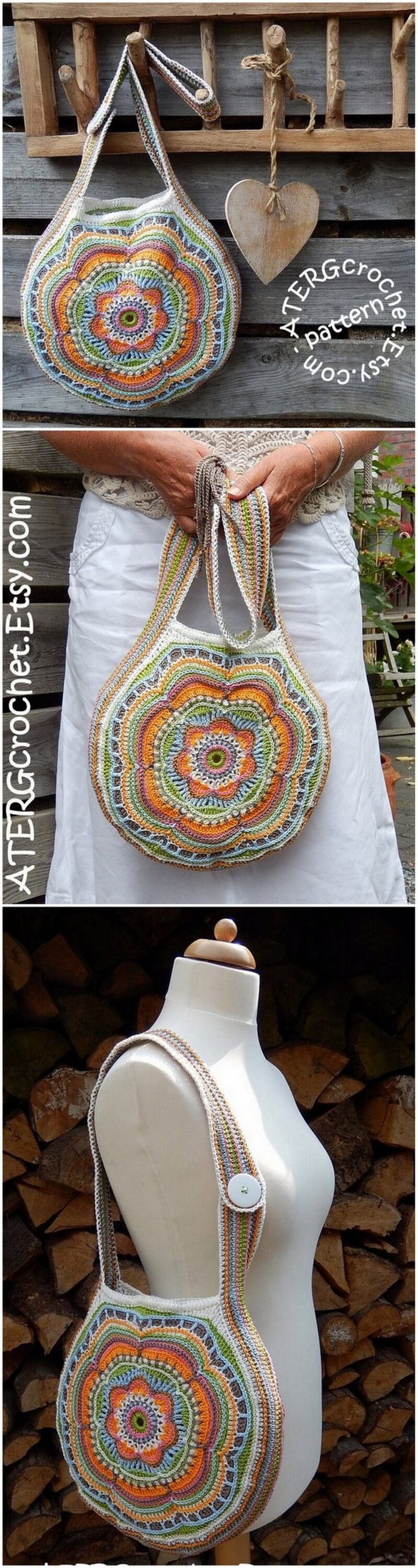 Crochet Bag Pattern (39)