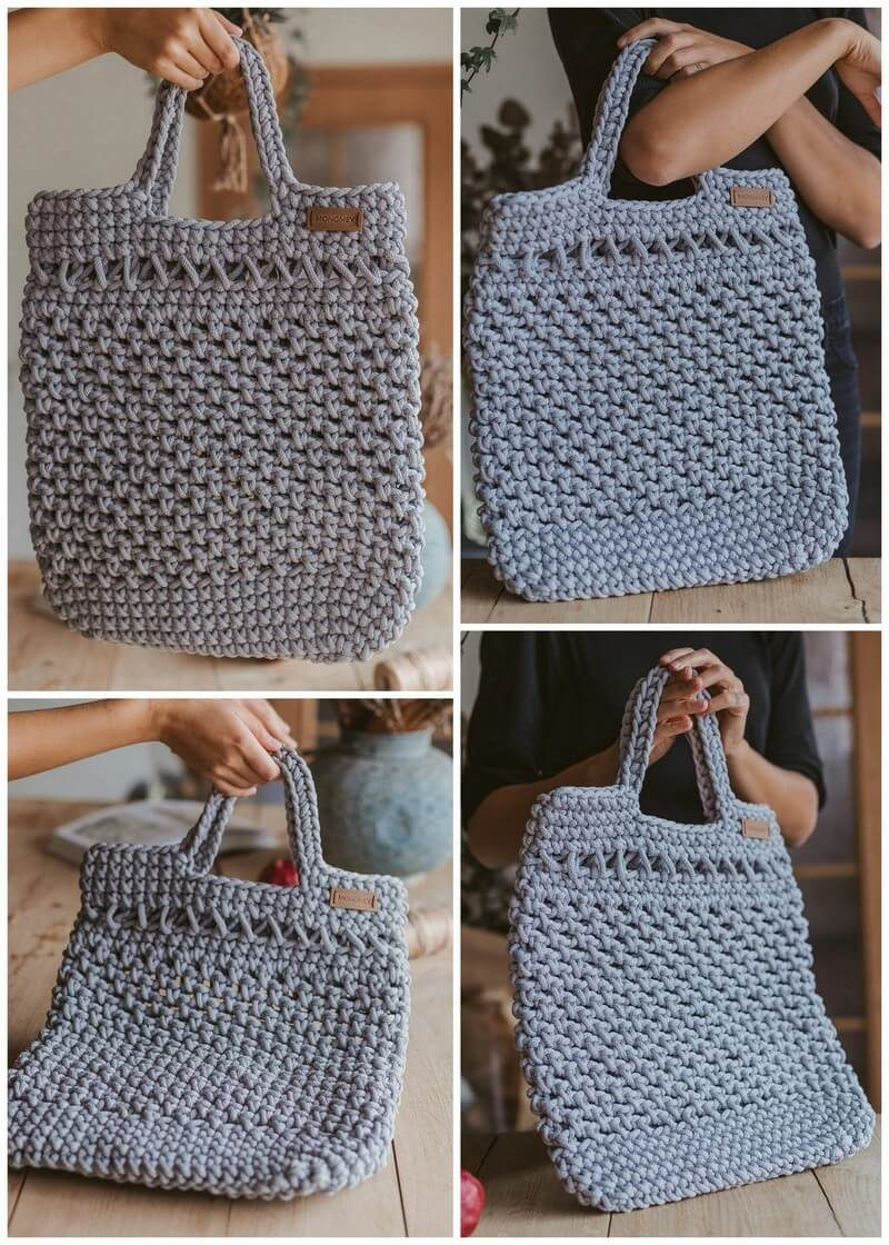Crochet Bag Pattern (60)
