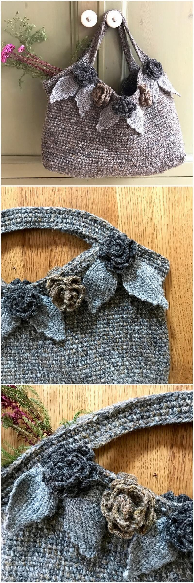 Crochet Bag Pattern (7)