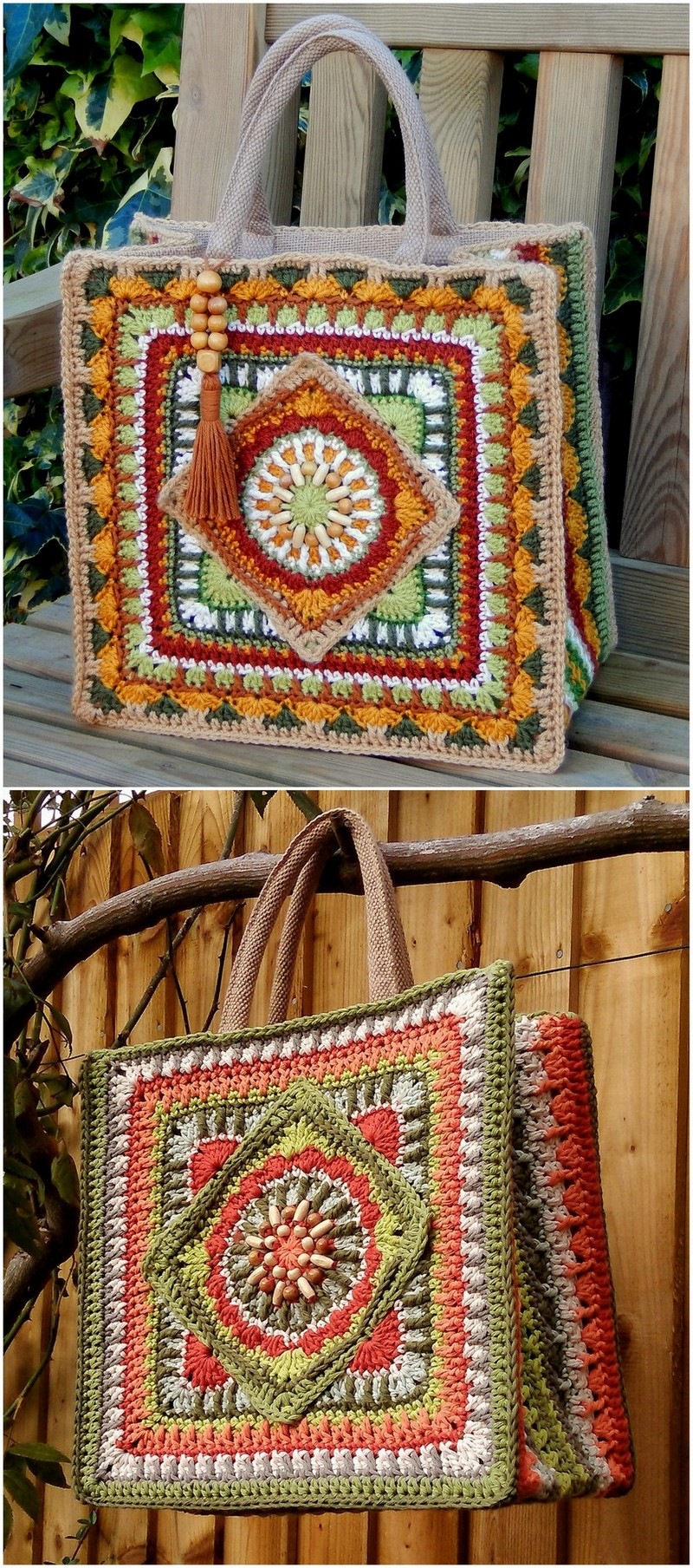 Crochet Bag Pattern (8)