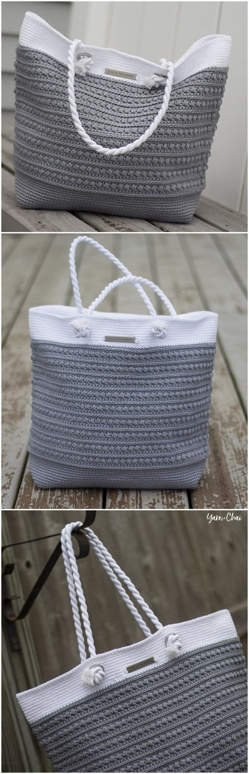 Crochet Bag Pattern (9)