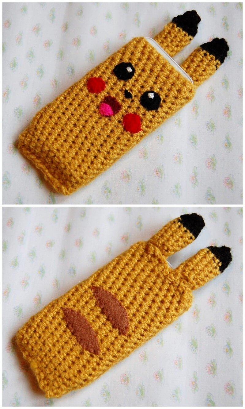 Crochet Mobile Cover Pattern (11)