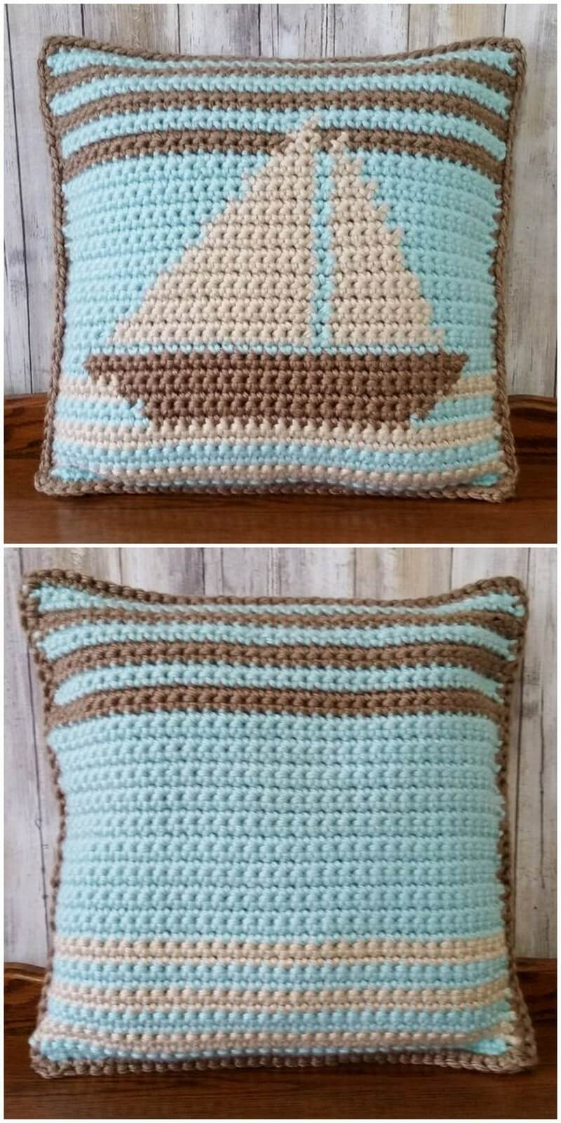 Crochet Pillow Pattern (1)
