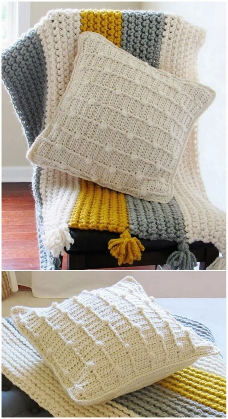 Crochet Pillow Pattern (13)