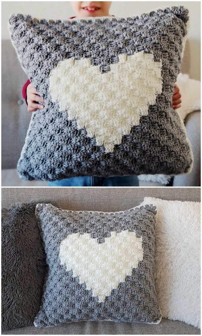 Crochet Pillow Pattern (14)