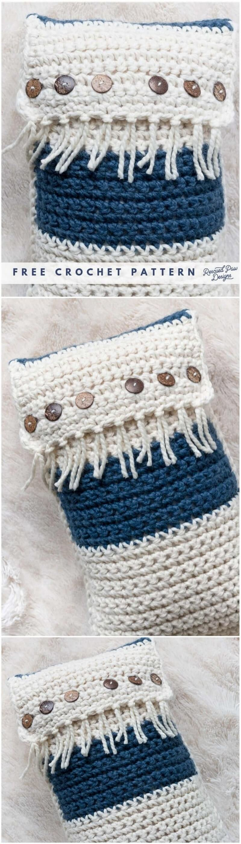 Crochet Pillow Pattern (2)