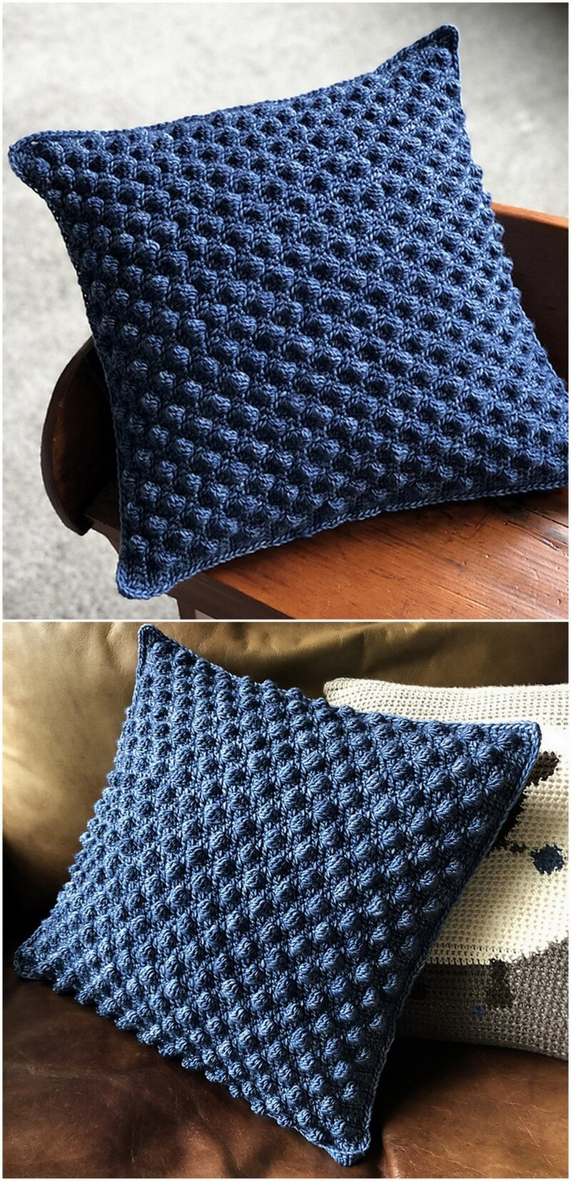 Crochet Pillow Pattern (21)