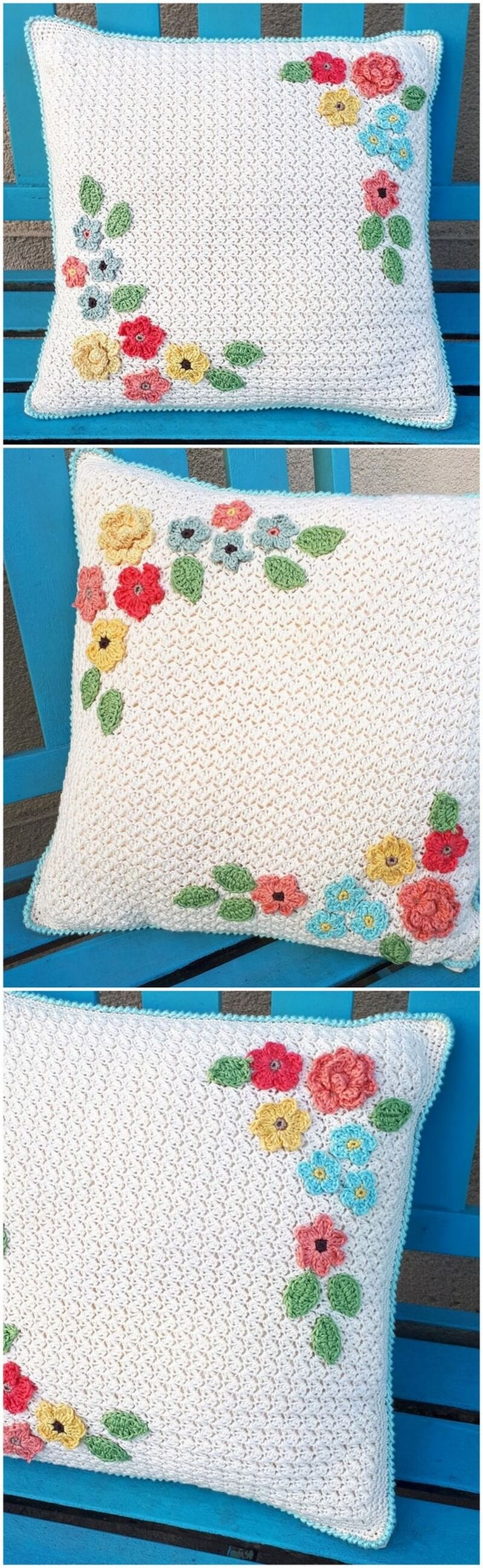 Crochet Pillow Pattern (25)