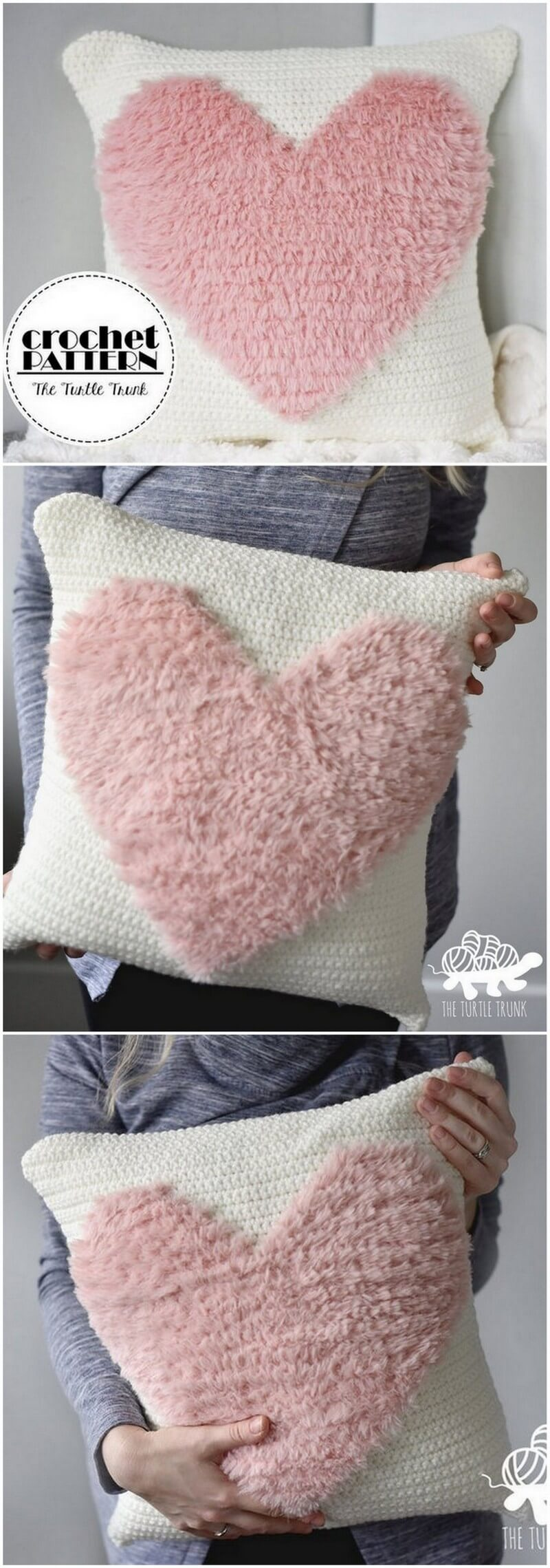 Crochet Pillow Pattern (27)