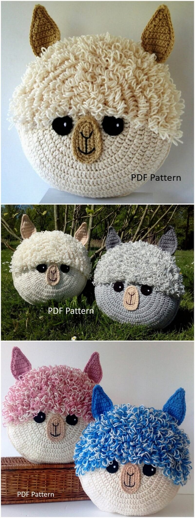 Crochet Pillow Pattern (29)