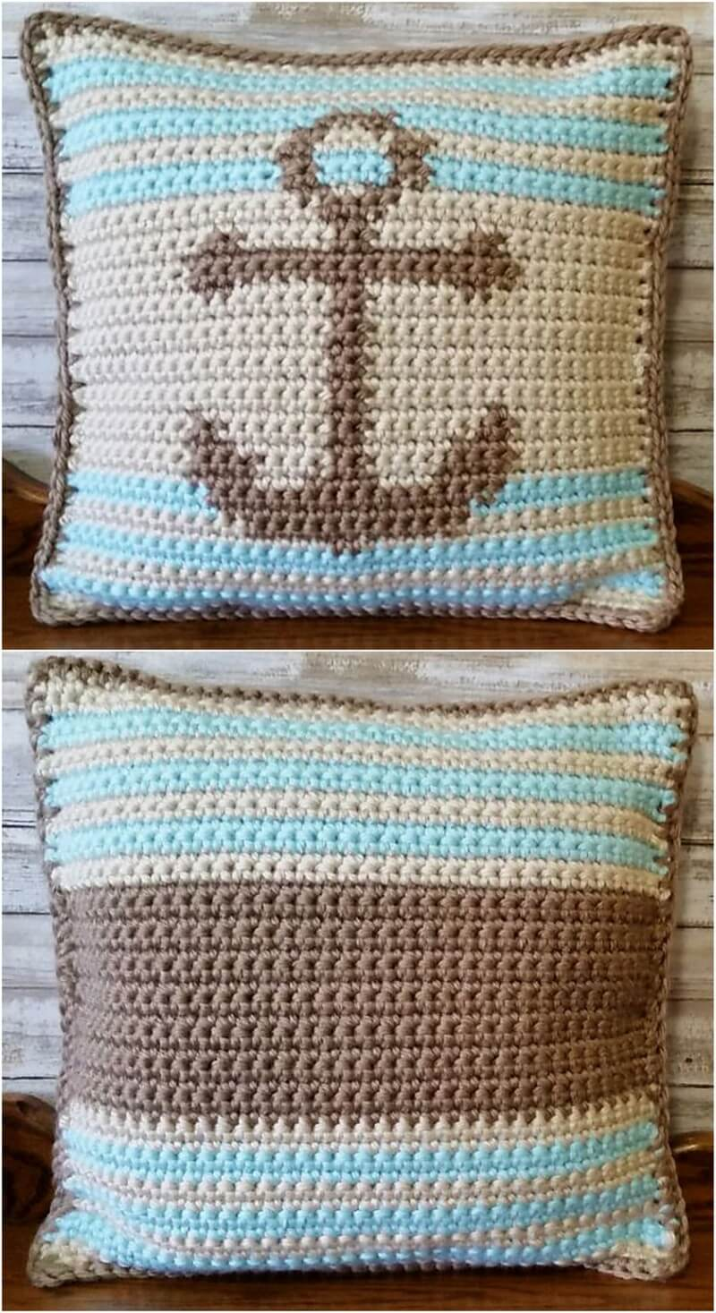 Crochet Pillow Pattern (33)