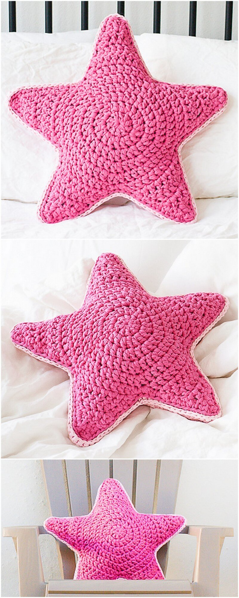 Crochet Pillow Pattern (36)