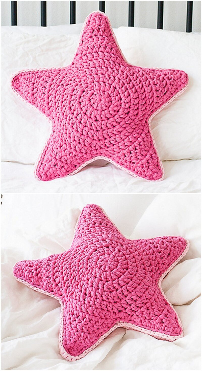 Crochet Pillow Pattern (37)
