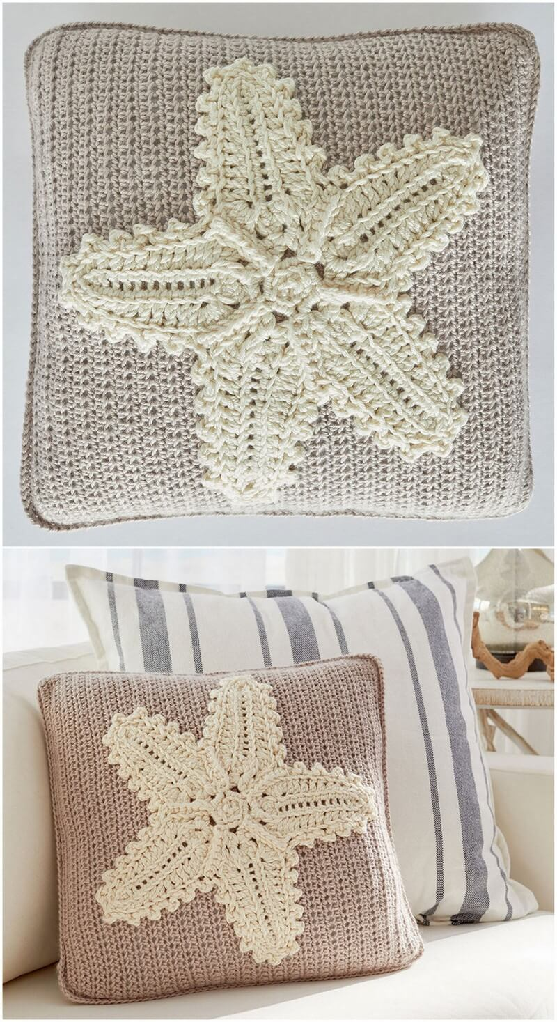 Crochet Pillow Pattern (38)