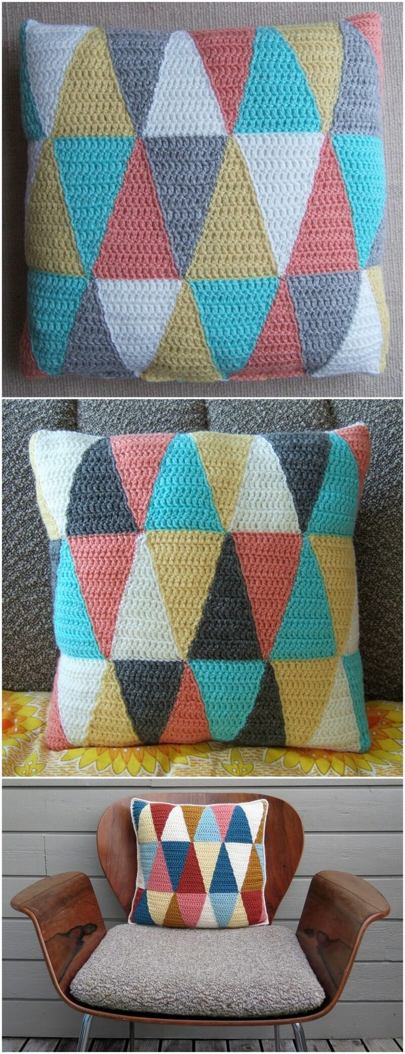 Crochet Pillow Pattern (41)