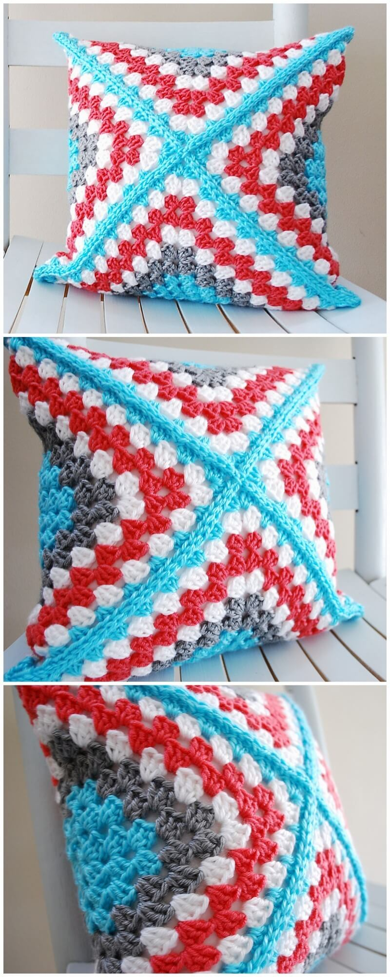 Crochet Pillow Pattern (43)