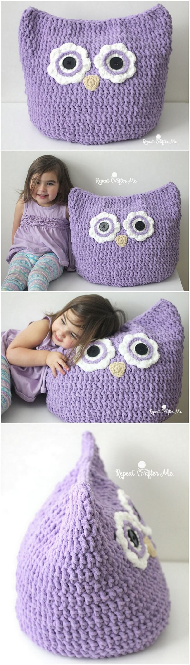 Crochet Pillow Pattern (45)