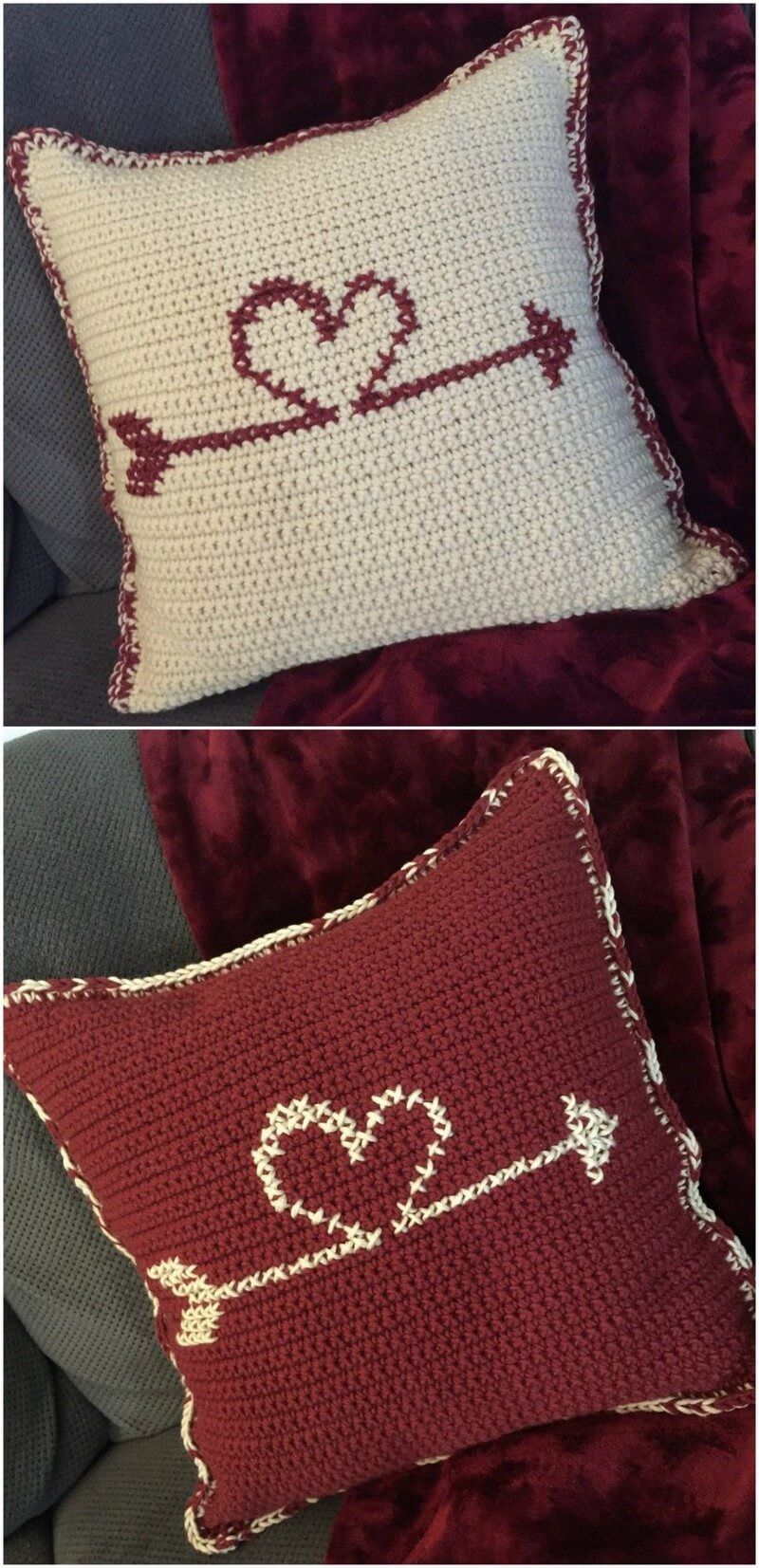 Crochet Pillow Pattern (52)