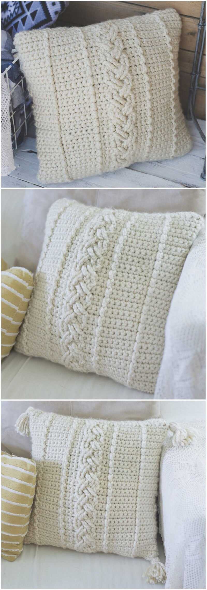 Crochet Pillow Pattern (54)