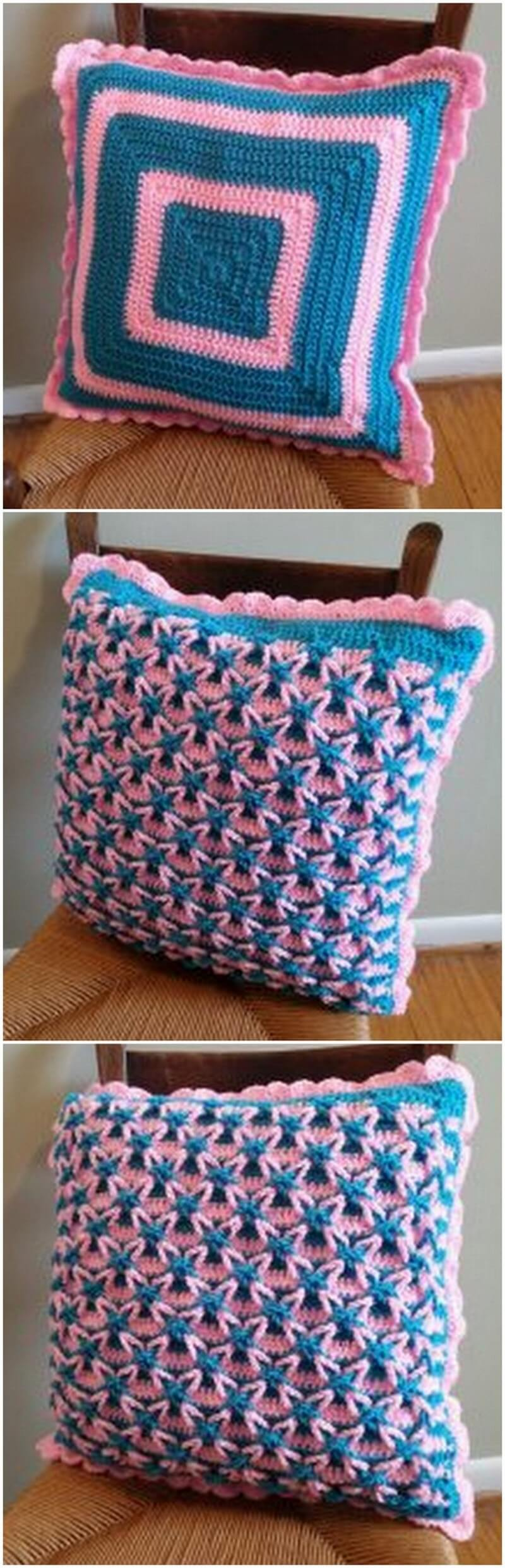 Crochet Pillow Pattern (55)