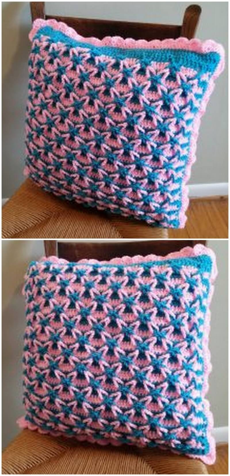 Crochet Pillow Pattern (56)