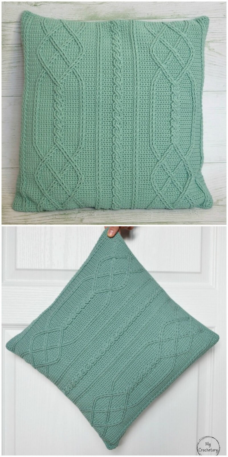 Crochet Pillow Pattern (58)