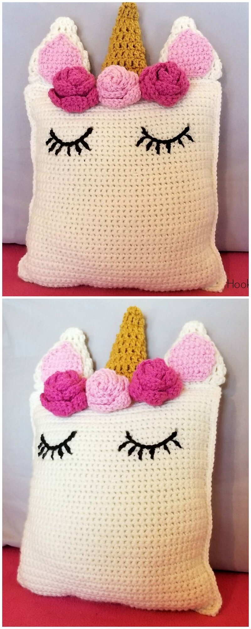 Crochet Pillow Pattern (60)