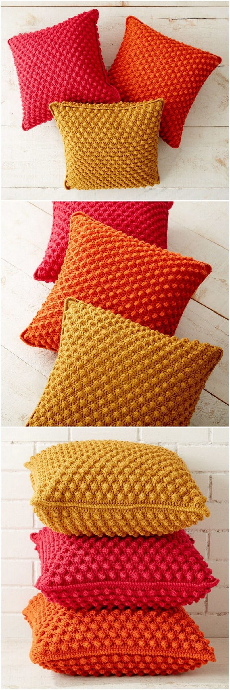 Crochet Pillow Pattern (9)
