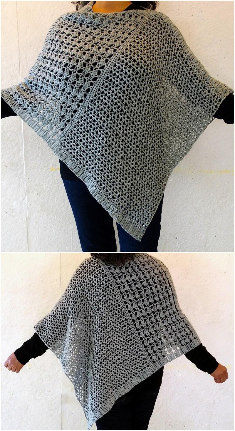 Crochet Poncho Pattern (16)