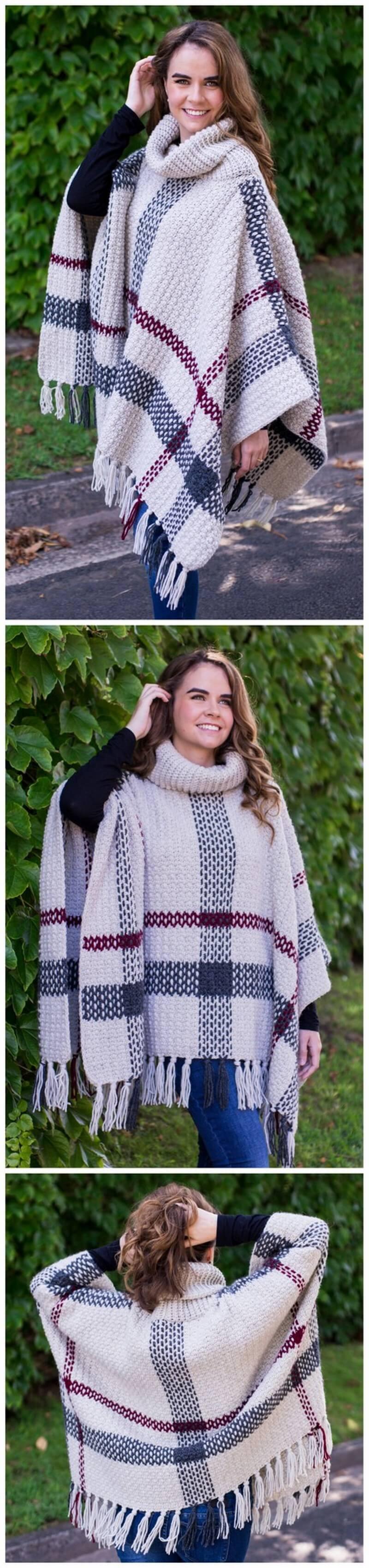 Crochet Poncho Pattern (29)