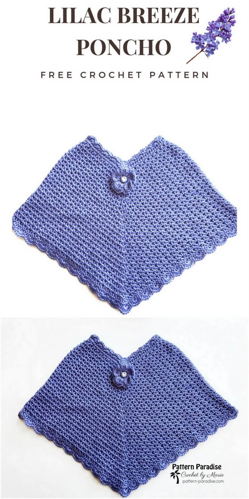 Crochet Poncho Pattern (37)