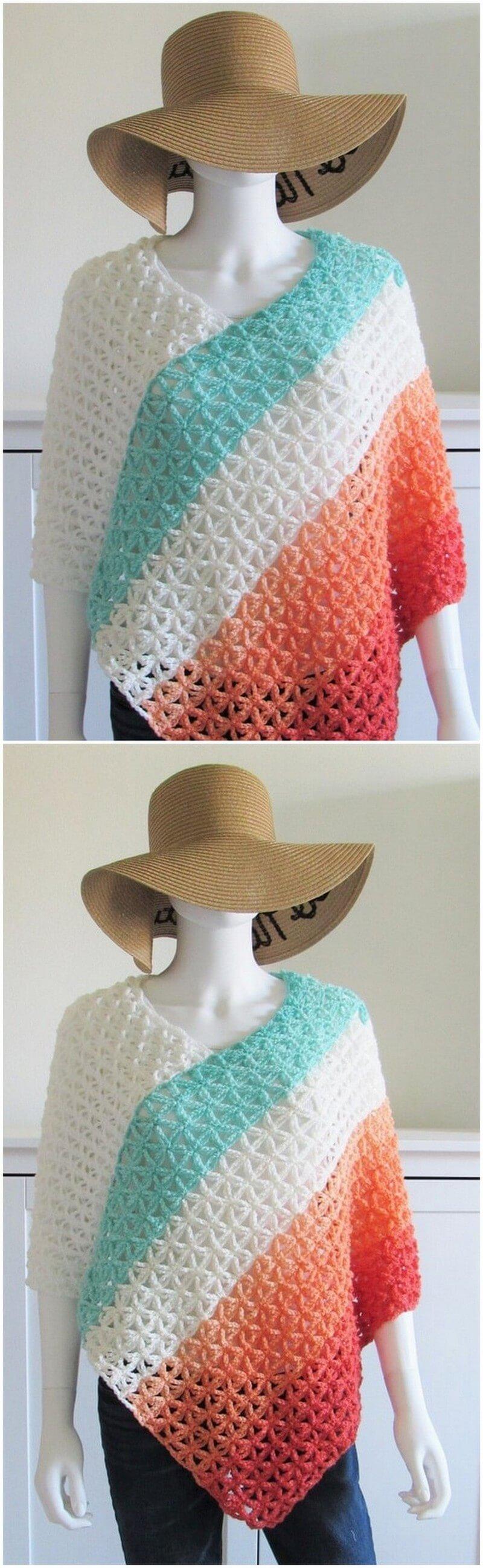Crochet Poncho Pattern (55)