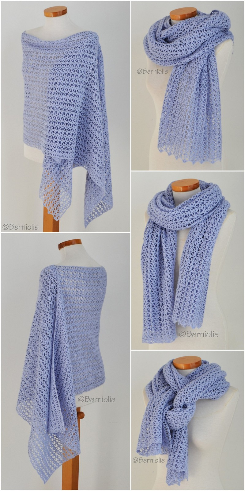 Crochet Shawl Pattern (17)