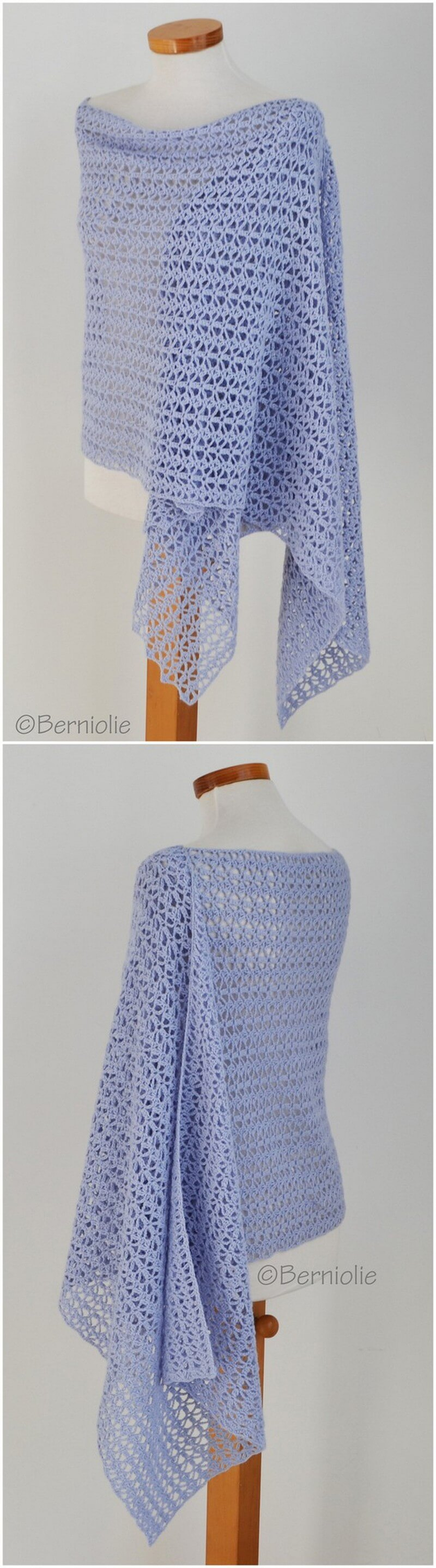 Crochet Shawl Pattern (18)