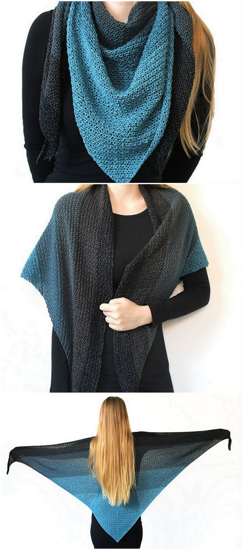 Crochet Shawl Pattern (25)