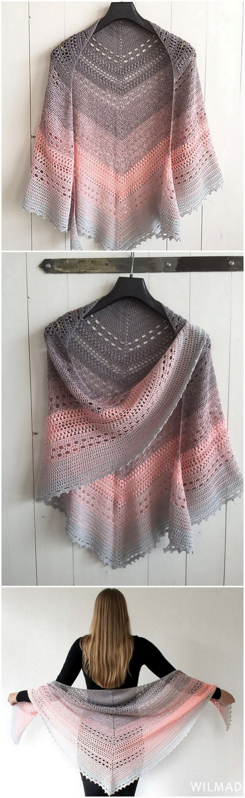 Crochet Shawl Pattern (29)
