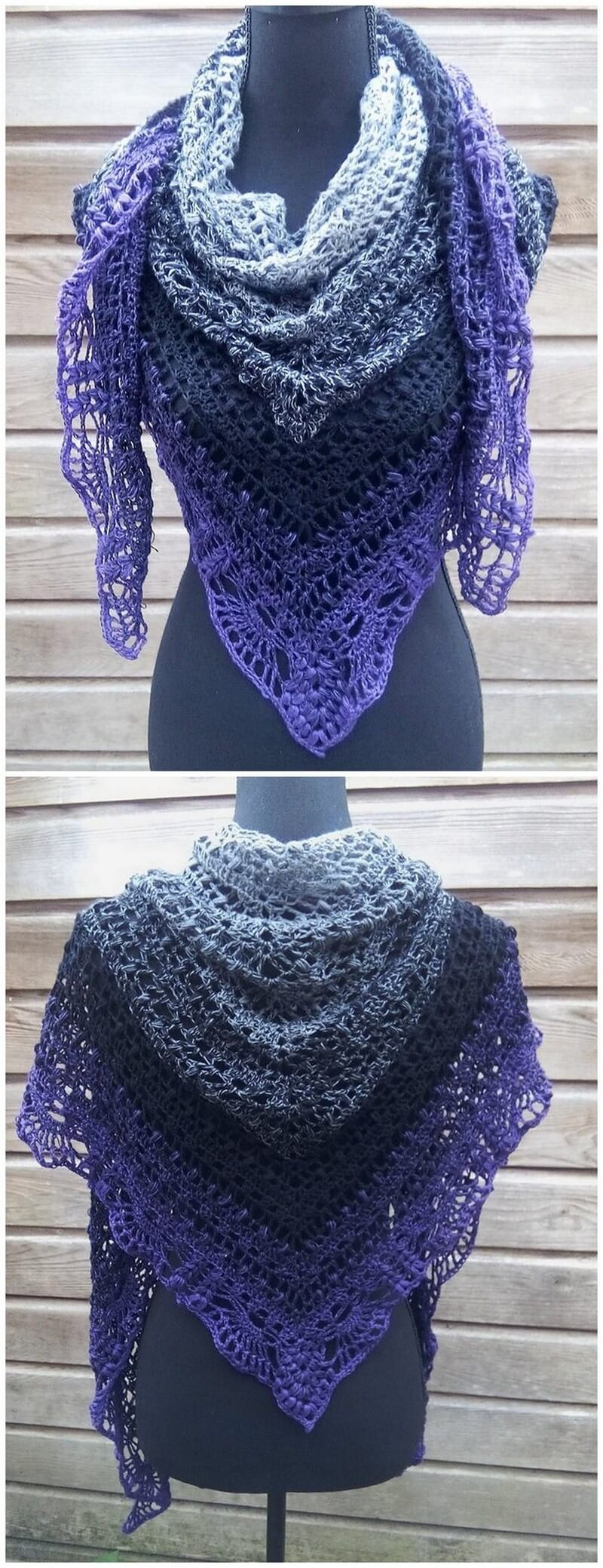 Crochet Shawl Pattern (35)